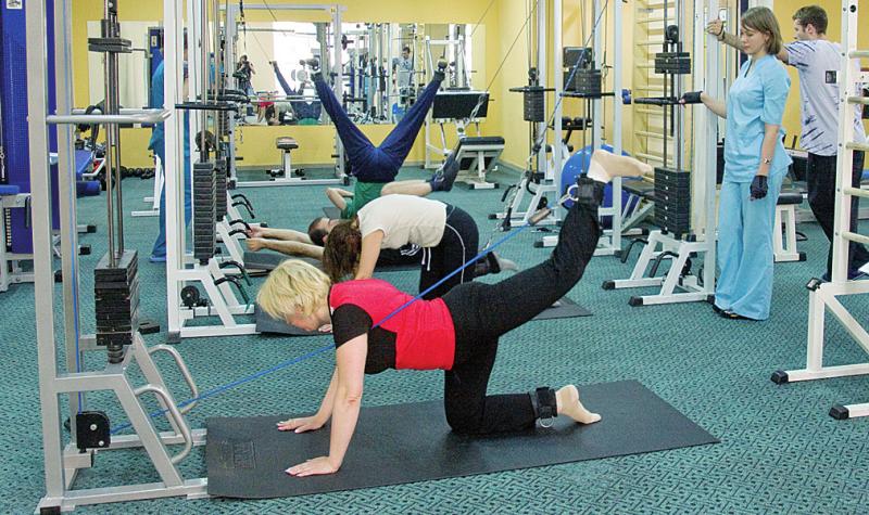 Лечение грудного остеохондроза метод бубновского упражнения